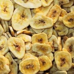Banánové plátky - na váhu