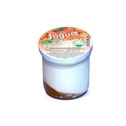 Farmářský jogurt s višněmi...